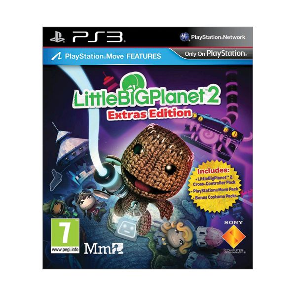 Little BIG Planet 2 (Extras Edition)