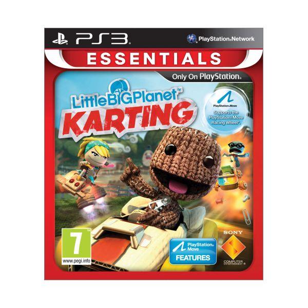 Little BIG Planet: Karting [PS3] - BAZÁR (použitý tovar)