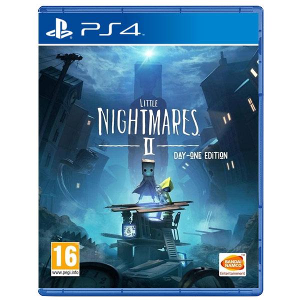 Little Nightmares 2 (Day One Edition) [PS4] - BAZÁR (použitý tovar)