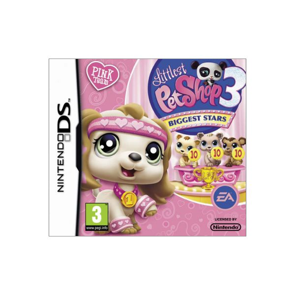 Littlest Pet Shop 3: Biggest Stars (Pink Team)