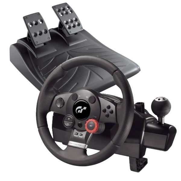Logitech Driving Force GT BAZÁR (použitý tovar , zmluvná záruka 12 mesiacov)