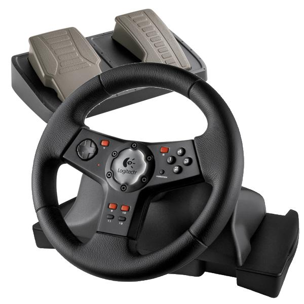 Logitech Formula Vibration Feedback Wheel