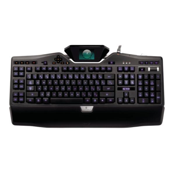Logitech G19 Keyboard for Gaming CZ