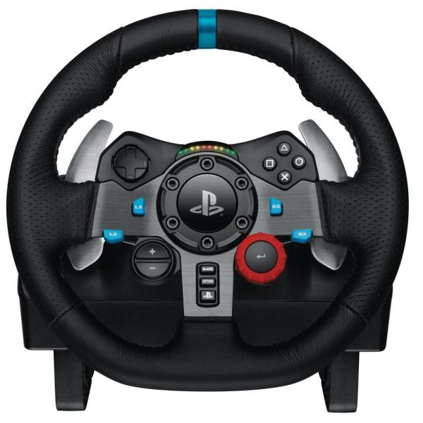 Logitech G29 Driving Force Racing Wheel - OPENBOX (Rozbalený tovar s plnou zárukou)