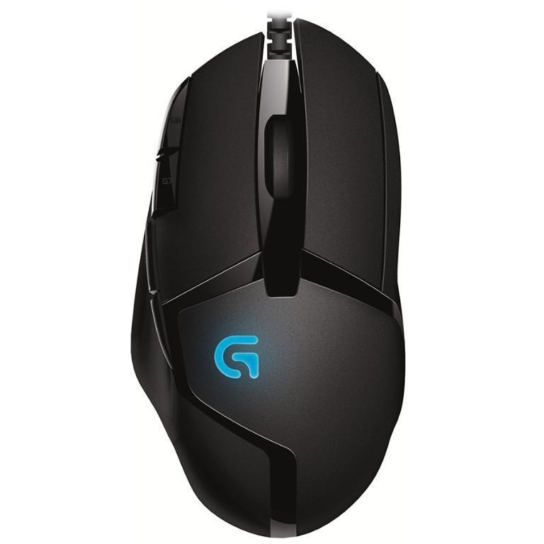 Logitech G402 herná myš Hyperion Fury 910-004067