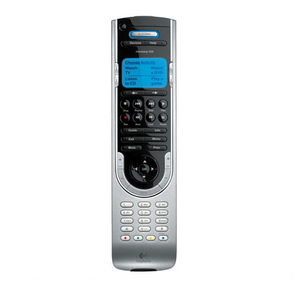 Logitech Harmony 525 Advanced Universal Remote