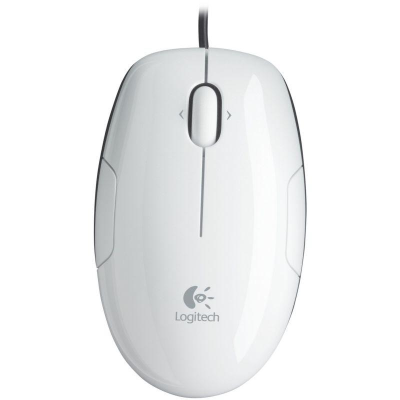 Logitech Laser USB Mouse M150, coconut