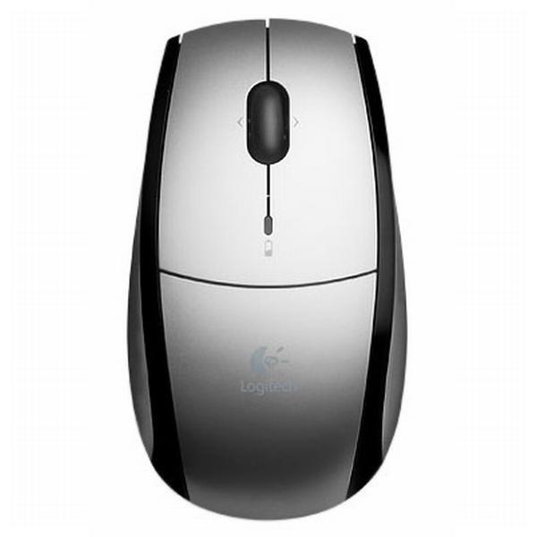 Logitech LX5 Cordless Optical Mouse