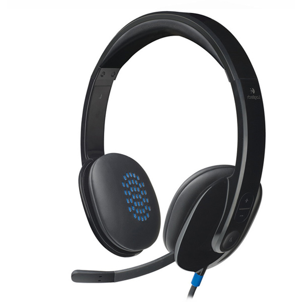 Logitech Stereo USB Headset H540 981-000480