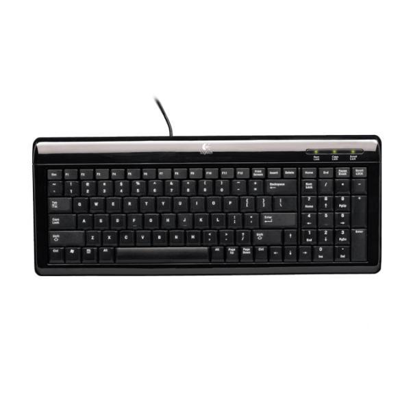 Logitech Ultra-Flat Keyboard SK