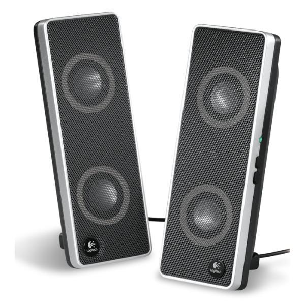 Logitech V10 Notebook Speakers