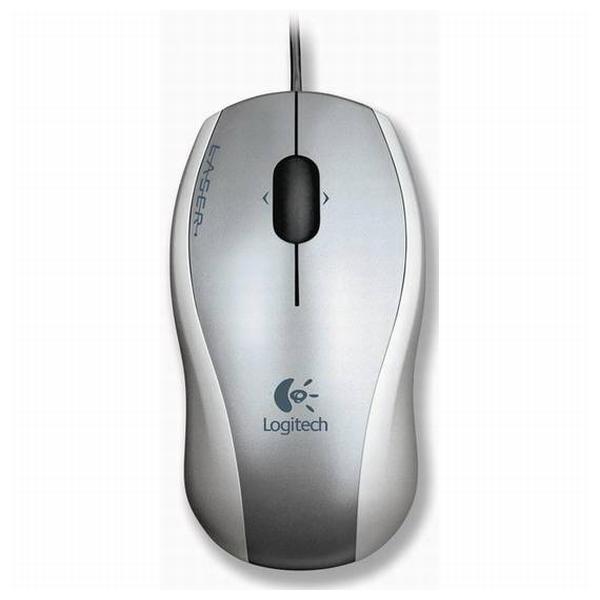 Logitech V150 Laser Mouse for Notebooks