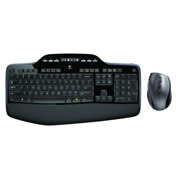 Logitech Wireless Desktop MK710 CZ