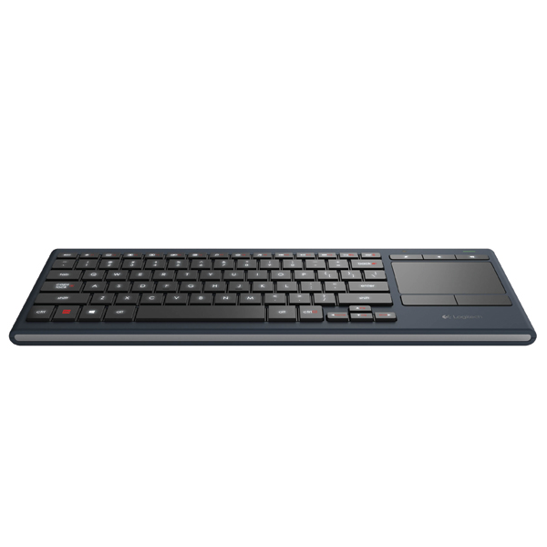 Logitech Wireless Illuminated Living-Room Keyboard K830