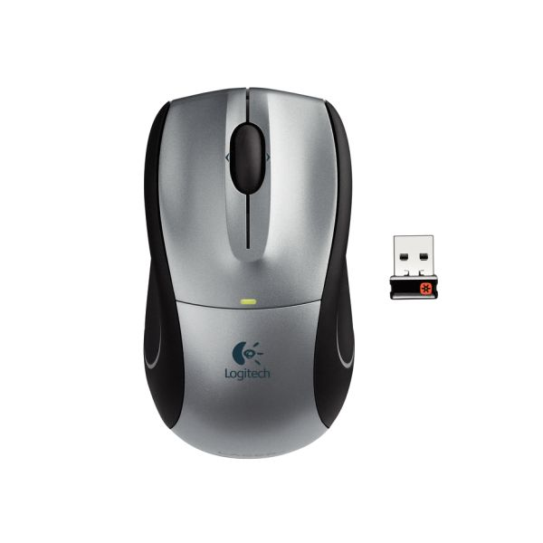Logitech Wireless Mouse M505, silver