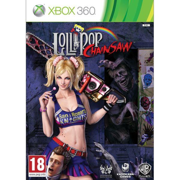 Lollipop Chainsaw [XBOX 360] - BAZÁR (použitý tovar)