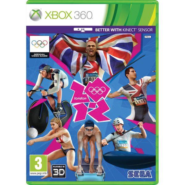 London 2012 [XBOX 360] - BAZÁR (použitý tovar)