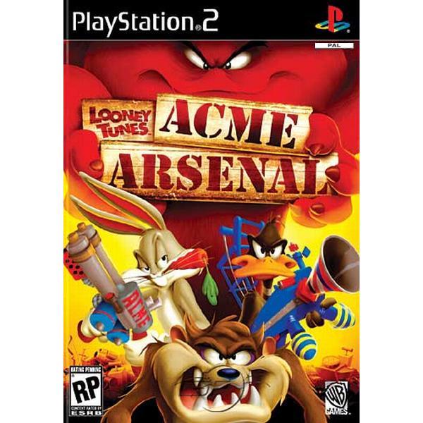 Looney Tunes: Acme Arsenal [PS2] - BAZÁR (použitý tovar)