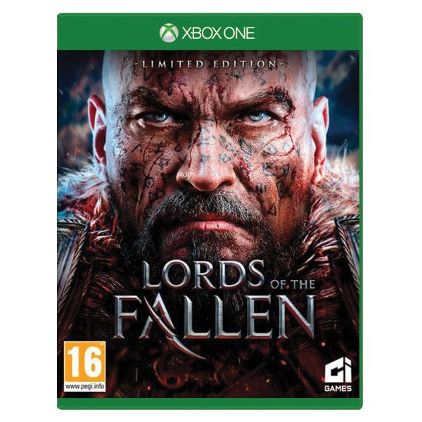 Lords of the Fallen (Limited Edition) XBOX ONE