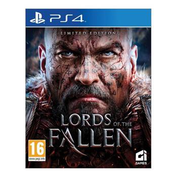 Lords of the Fallen [PS4] - BAZÁR (použitý tovar)