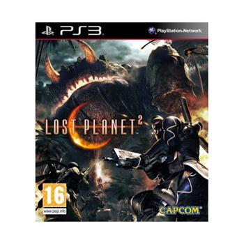 Lost Planet 2 [PS3] - BAZÁR (použitý tovar)