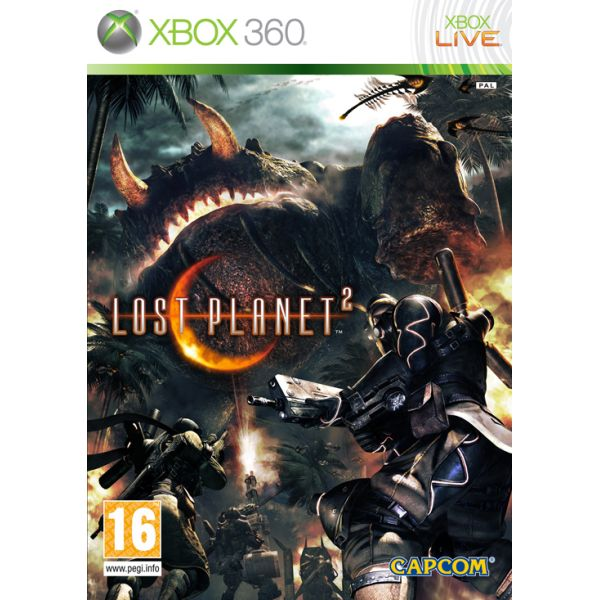 Lost Planet 2 [XBOX 360] - BAZÁR (použitý tovar)