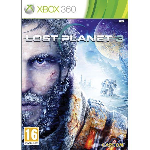 Lost Planet 3 [XBOX 360] - BAZÁR (použitý tovar)