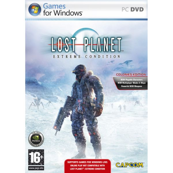 Lost Planet: Extreme Condition (Colonies Edition)