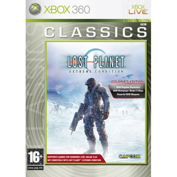 Lost Planet: Extreme Condition (Colonies Edition) XBOX 360