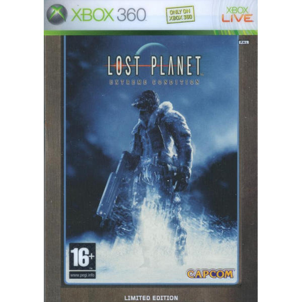 Lost Planet: Extreme Condition (Limited Edition) XBOX 360