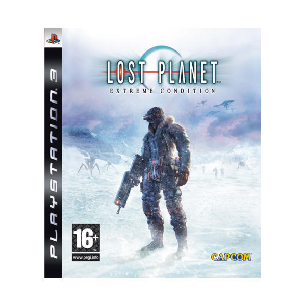 Lost Planet: Extreme Condition-PS3 - BAZÁR (použitý tovar)