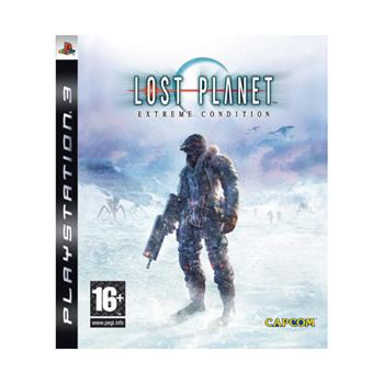 Lost Planet: Extreme Condition-PS3 - BAZ�R (pou�it� tovar)