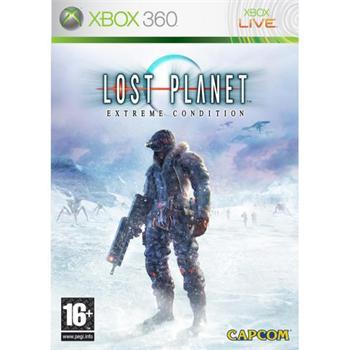 Lost Planet: Extreme Condition [XBOX 360] - BAZÁR (použitý tovar)