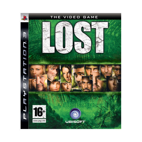Lost [PS3] - BAZÁR (použitý tovar)