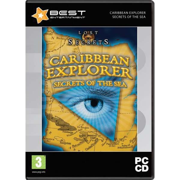 Lost Secrets Caribbean Explorer: Secrets of the Sea PC