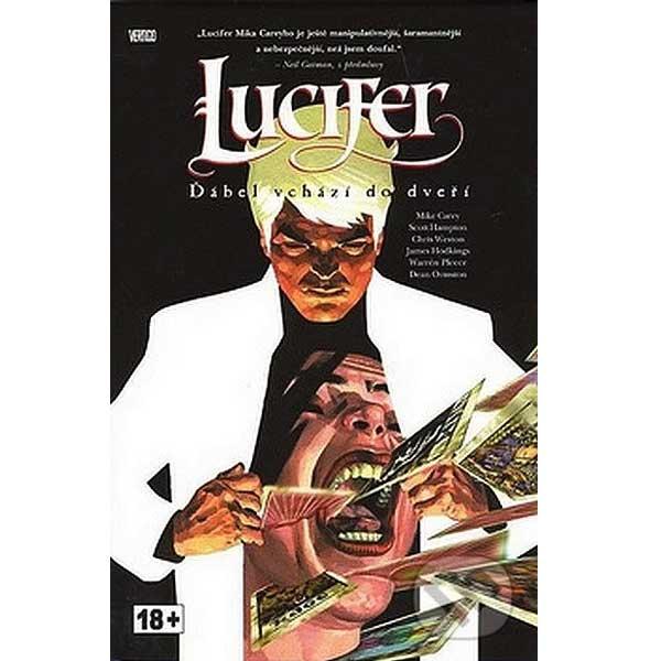 Lucifer: Ďábel vchází do dveří
