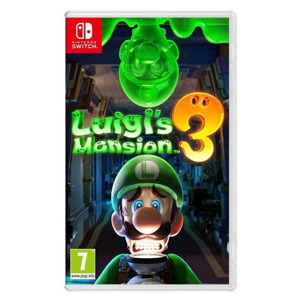 Luigi's Mansion 3 [NSW] - BAZÁR (použitý tovar)