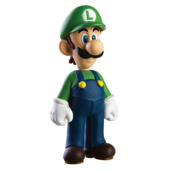 Luigi (Super Mario Large Figure Collection)