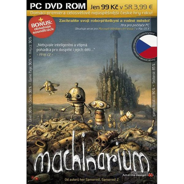 Machinarium CZ
