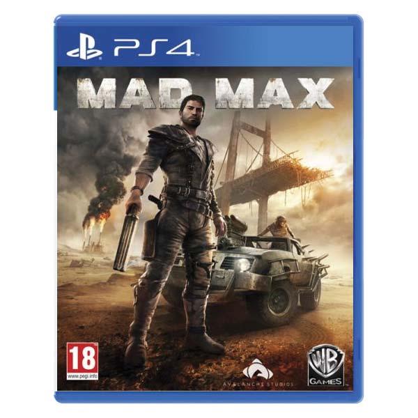 Mad Max [PS4] - BAZÁR (použitý tovar)