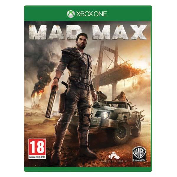 Mad Max [XBOX ONE] - BAZÁR (použitý tovar)