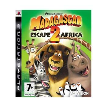 Madagascar: Escape 2 Africa [PS3] - BAZÁR (použitý tovar)