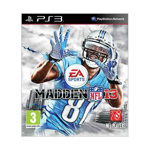 Madden NFL 13 [PS3] - BAZÁR (použitý tovar)