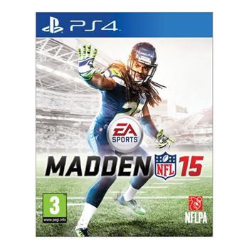 Madden NFL 15 [PS4] - BAZÁR (použitý tovar)