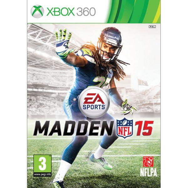 Madden NFL 15 [XBOX 360] - BAZÁR (použitý tovar)
