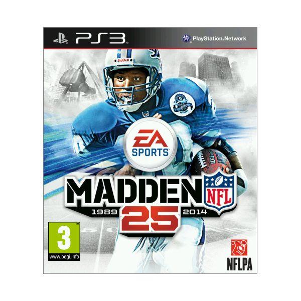 Madden NFL 25 [PS3] - BAZÁR (použitý tovar)
