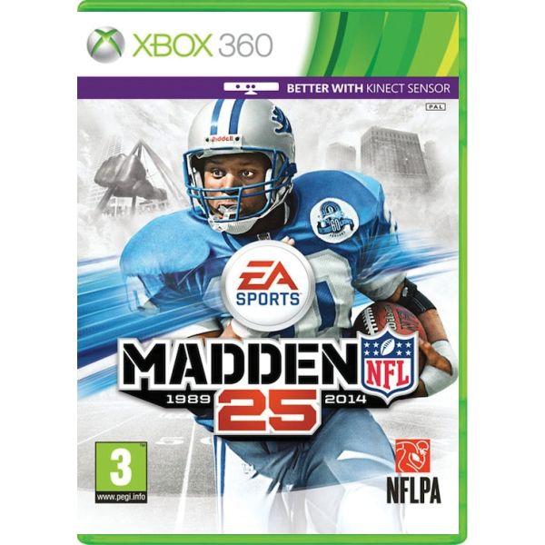 Madden NFL 25 [XBOX 360] - BAZÁR (použitý tovar)