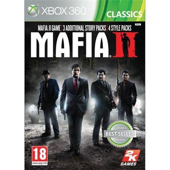 Mafia 2 CZ nova vo folii - XBOX 360- BAZÁR (použitý tovar)