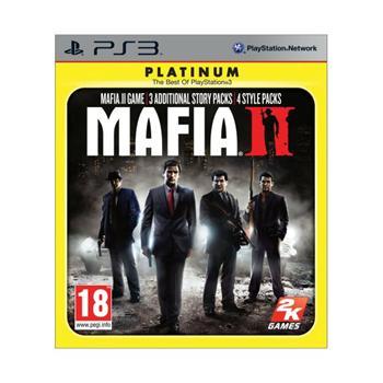 Mafia 2 CZ [PS3] - BAZÁR (použitý tovar)