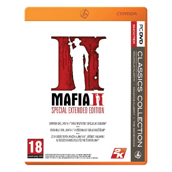 Mafia 2 CZ (Special Extended Edition) PC